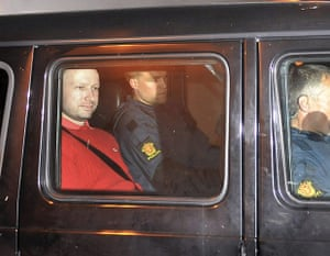 Norway attacks aftermath: Anders Behring Breivik