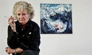 Artist Maggi Hambling