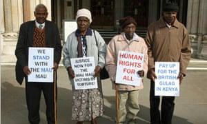Mau Mau torture case