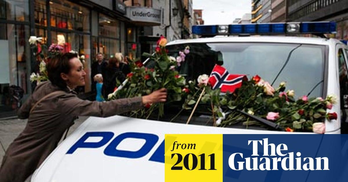 Scotland Yard called in over Breivik's claims he met 'mentor' in UK