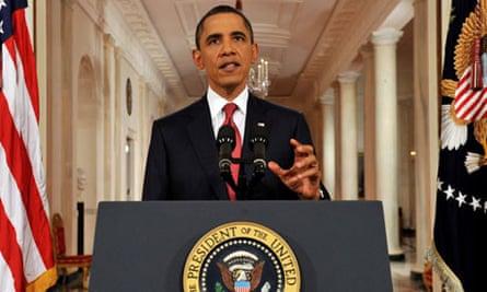 Obama speech on debt crisis