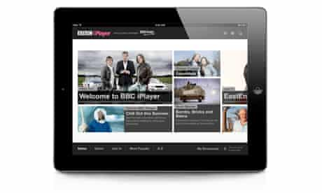 BBC iPlayer global for iPad