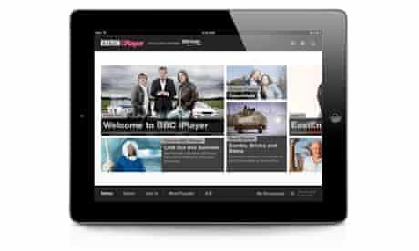 BBC iPlayer global for iPad