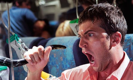 'SNAKES ON A PLANE' FILM - 2006