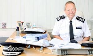 Acting Met police commissioner Tim Godwin