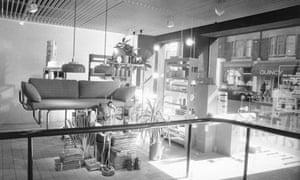 A Habitat store in 1973