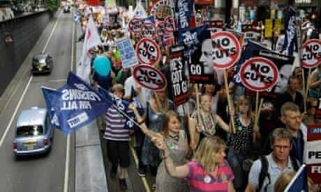 public sector strikes