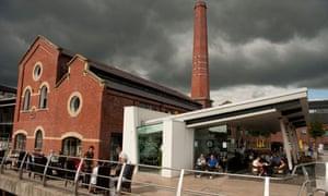 Ice House cafe bar Swansea
