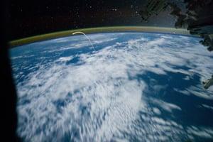 Satellite Eye on Earth: Comet Atlantis