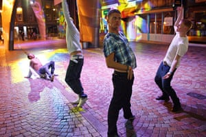 Blackpool: A Saturday Night Out in Blackpool