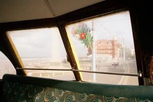 Blackpool: Blackpool tram, 1990