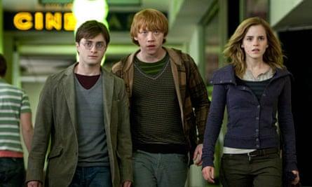 hermione granger deathly hallows