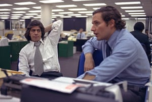 10 best newspaper scoops: Washington Post, 1972