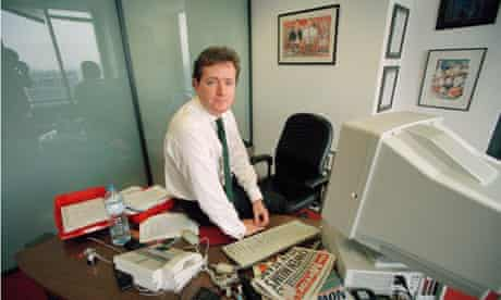 Piers Morgan in 1998