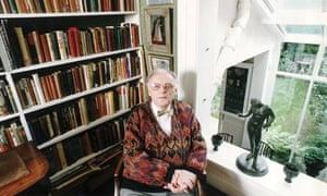 Writer Francis King.