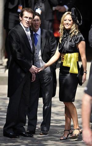 Royal wedding: AP McCoy