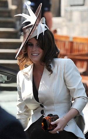 Royal wedding: Princess Eugenie