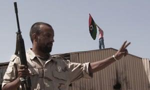 benghazi rebels
