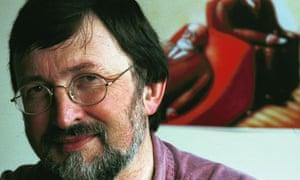Richard Webster obituary