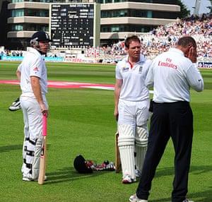 cricket: Cricket - npower Second Test - Day Three - England v India - Trent Bridge