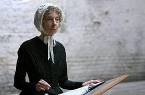 Anna Massey: 2008 : In the TV series Affinity