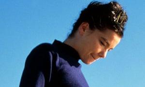 Björk in 1996