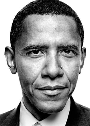 Platon power portraits: Barack Obama