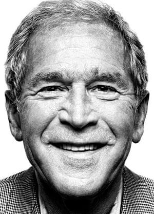 Platon power portraits: George W Bush