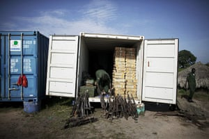 South Sudan: Small arms and cattle-raiding