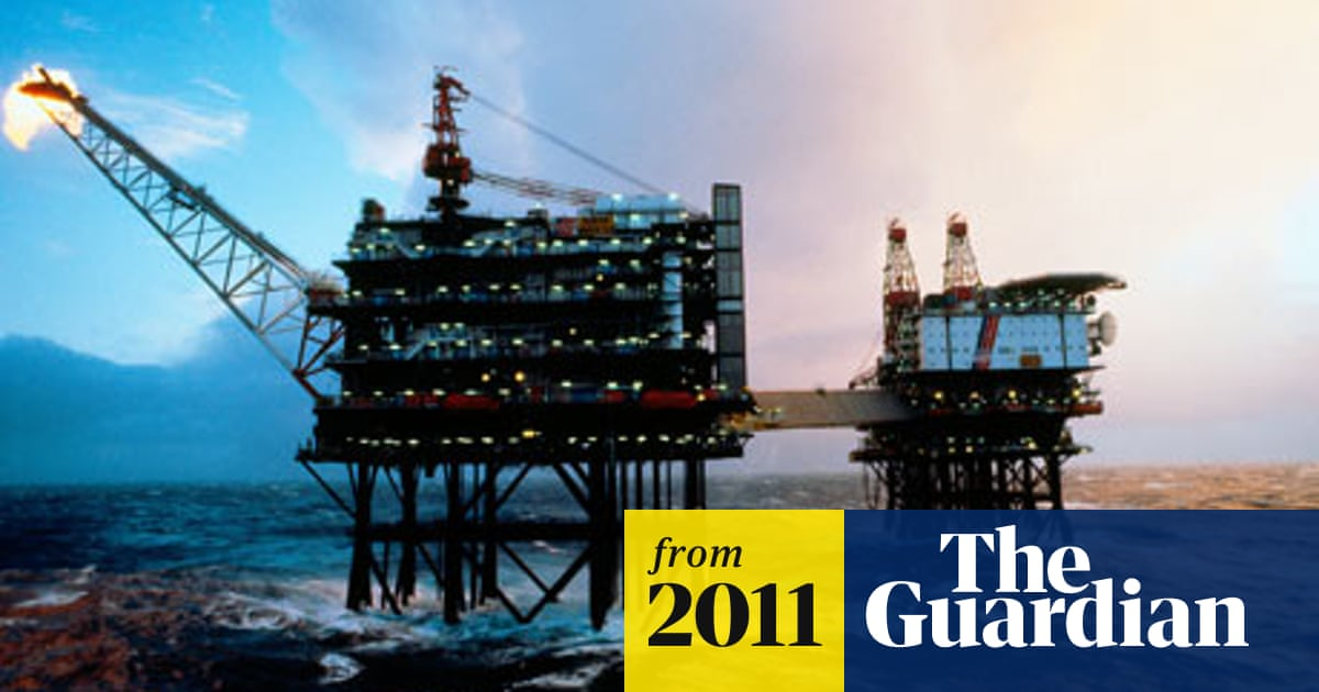 Oil and gas spills in North Sea every week, papers reveal