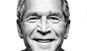 Bush by Platon
