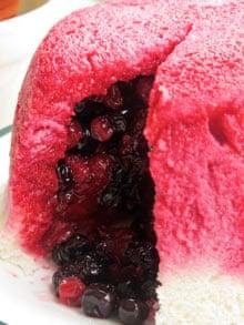 Jane Grigson summer pudding