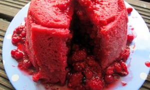 Felicity's perfect summer pudding
