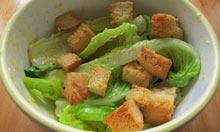 Leiths ceasar salad