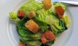 Felicity's perfect caesar salad