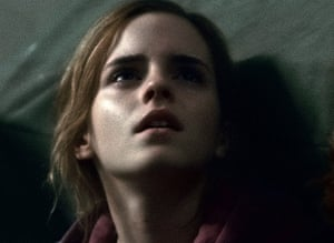 Emma Watson as Hermione in Harry Potter and the Deathly Hallows (Part 2)