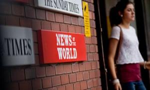 David Levene for the Guardian