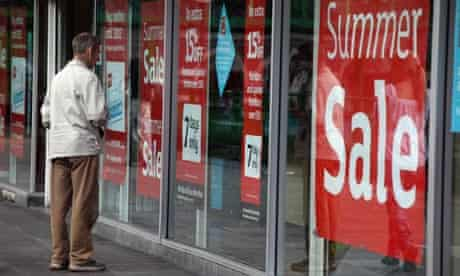 High Street Shops In Crisis As Spending Cuts Begin To Bite
