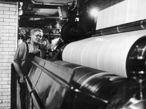 News of the World Update: A printing press belonging to newspaper, the News Of The World