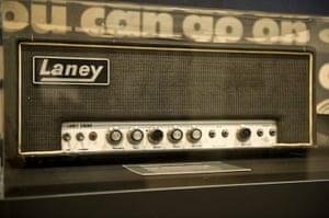 Home of Metal: Laney amp
