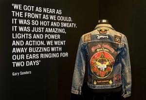 Home of Metal: Denim jacket