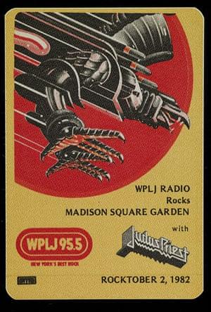 Home of Metal: Judas Priest guest pass.