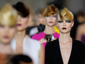 Paris Haute Couture: Stephane Rolland Haute Couture 2011/2012 collection Paris