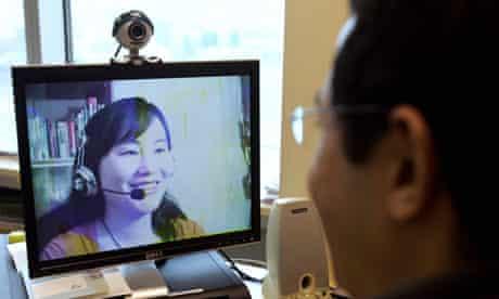 skype job interview
