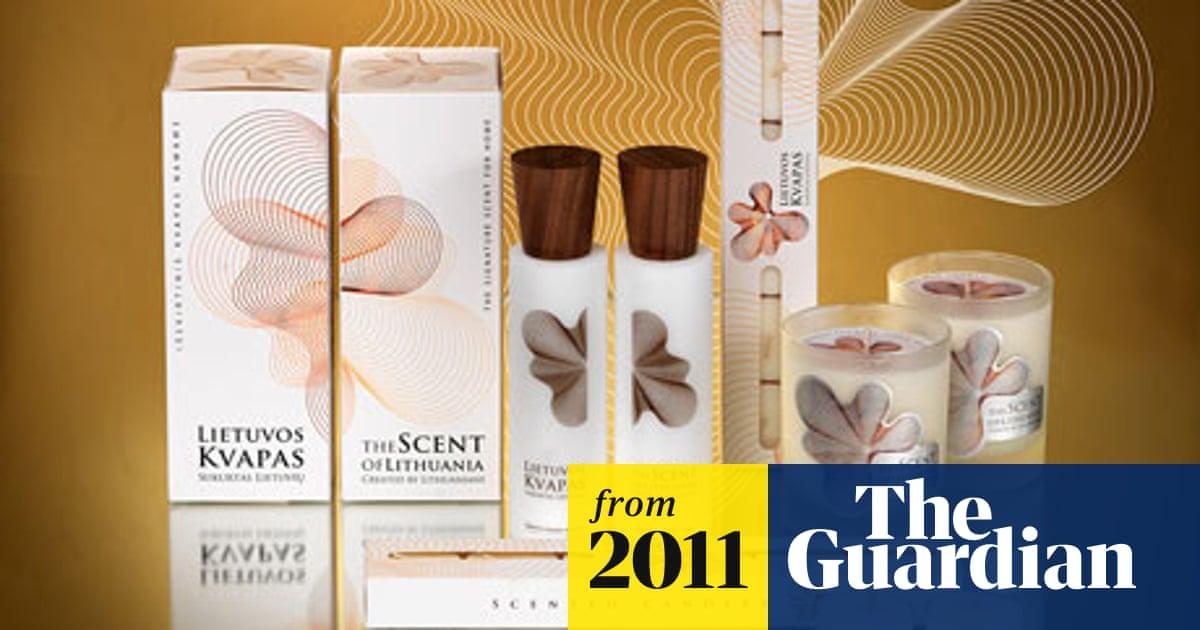 Smells like Lithuanian spirit – parfumiers bottle essence of a