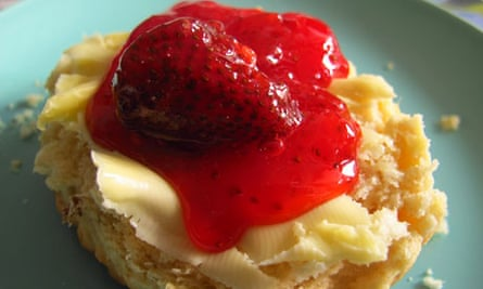 Felicity's perfect strawberry jam