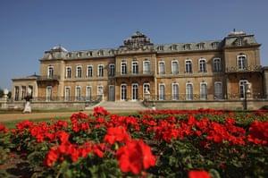 Wrest park: the mansion
