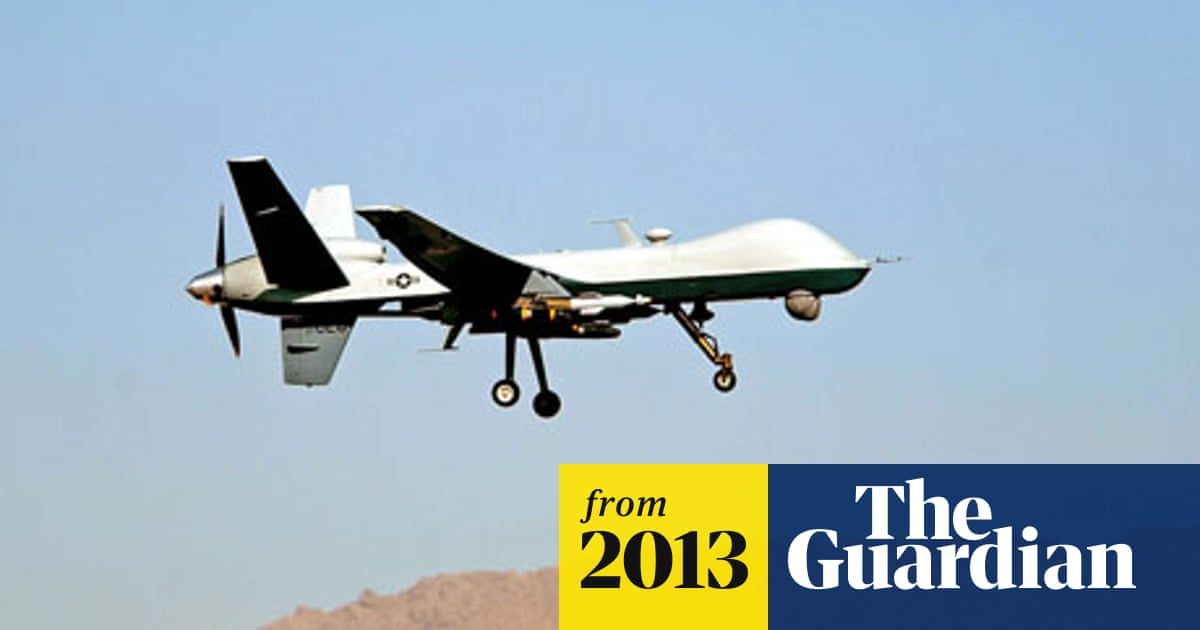 Anti-drones activists plan month of protest over Obama's 'kill