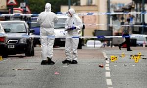 Birmingham murder inquiry riots