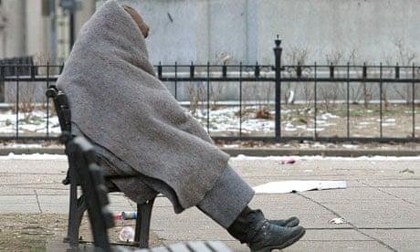 Homelessness in america essay